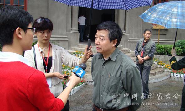 中国美协赴革命纪念地深入生活创作采风团系列