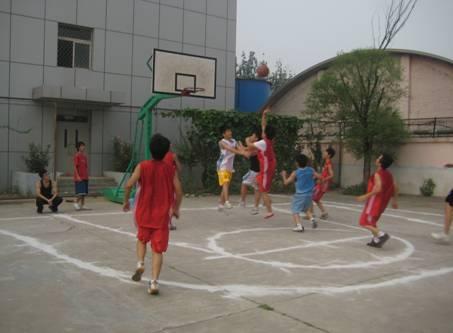 大成杯首届篮球争霸赛火热举行