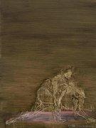 卞松油画作品:国际标准1
