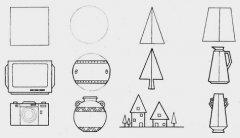 对物体形体结构的理解