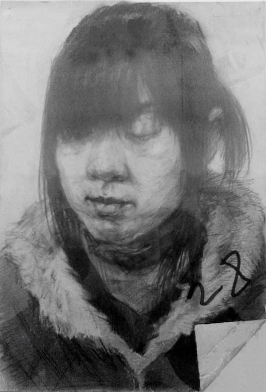 2008年天津美术学院素描优秀考卷