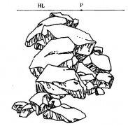 石块的透视画法