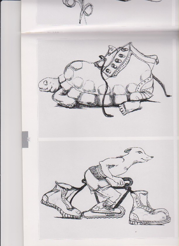 2005年北京服装学院设计类速写校考考试作品集_素描_其他艺术院系_美术试卷_北京美术培训学校|美术网