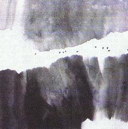 国画画云的方法技巧