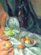 1999年广州美术学院校考优秀色彩考试试卷