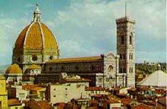 文艺复兴时期—佛罗伦萨主教堂的穹顶