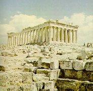 古希腊著名建筑艺术—帕提农神庙
