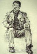 2008年鲁迅美术学院速写高分考试卷下载