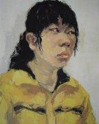 2008年鲁迅美术学院人物水粉画高分真题下载