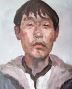 2007年鲁迅美术学院人物色彩头像校考试卷下载